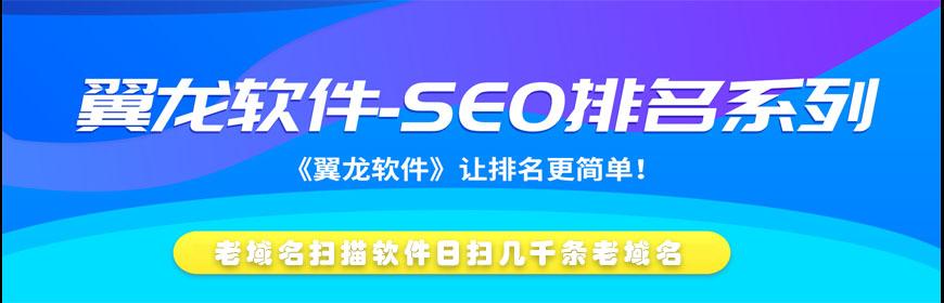 翼龙seo系列软件出品